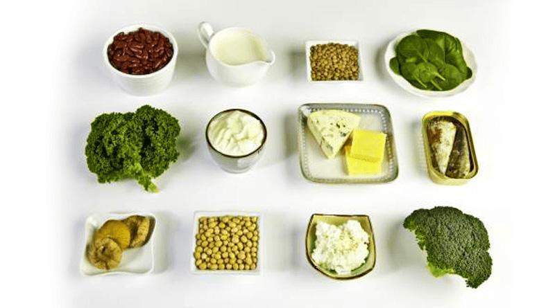 10 Foods that Contain More Calcium