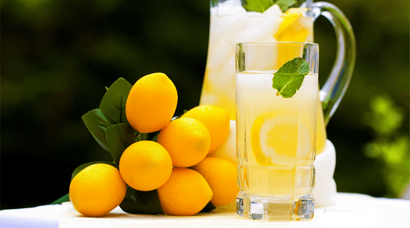 30 Best Health Benefits of Lemon Water