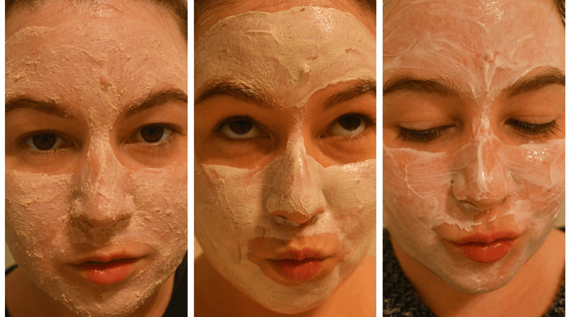 6 Exfoliating Masks With Homemade Ingredients
