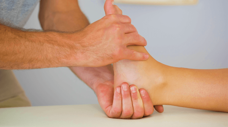 Causes and Treatments of Ankle Pain