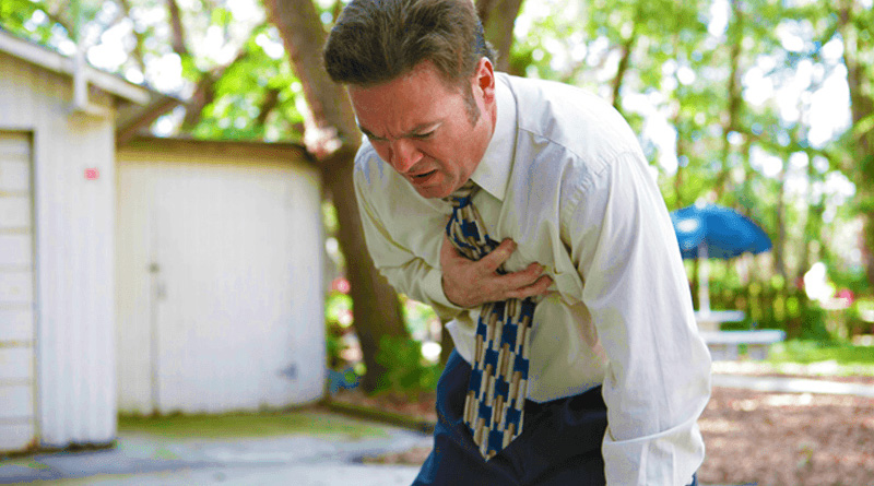 How to Calm the Sudden Chest Pain Quickly