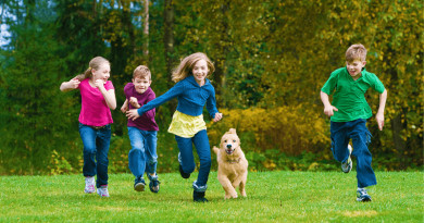 Importance of Physical Activity in Childhood