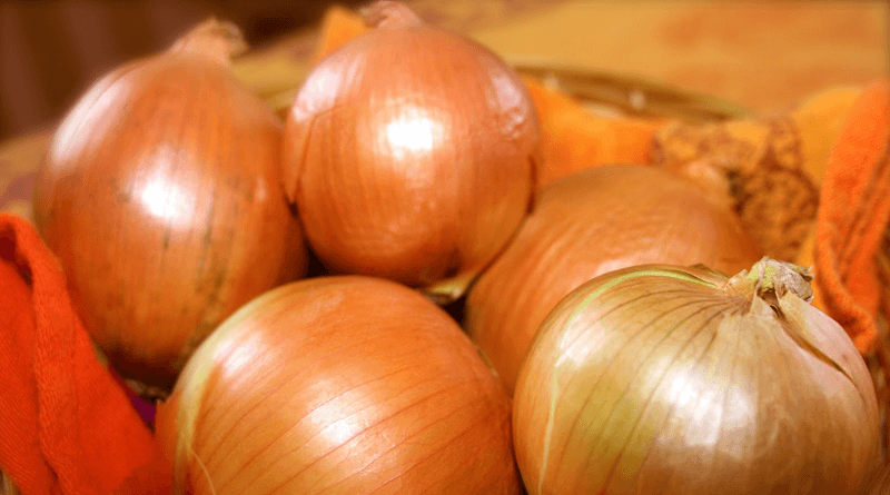 Important Properties And Benefits of the Onion