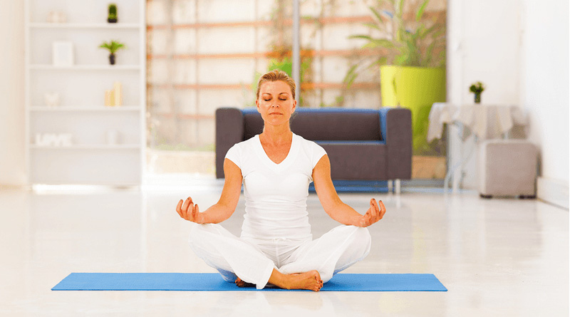 Practice Meditation Anti Stress At Home