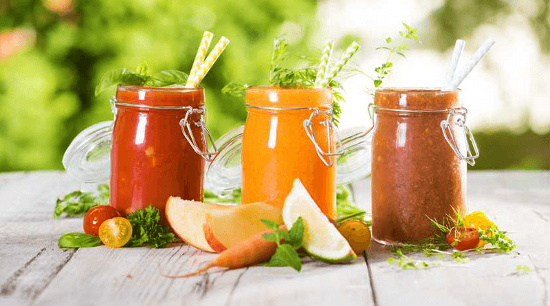 4 Delicious Detox Smoothies You Can Make at Home