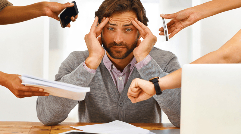 6 Main Habits That Cause Stress
