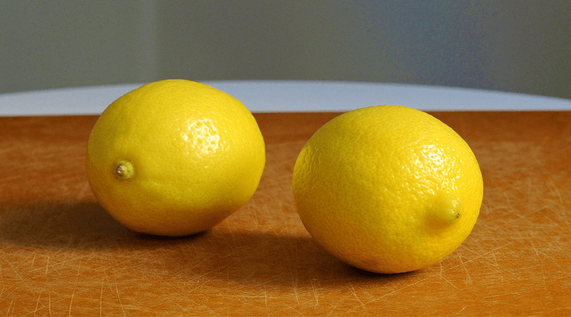 9 Ways You Can Use Lemon