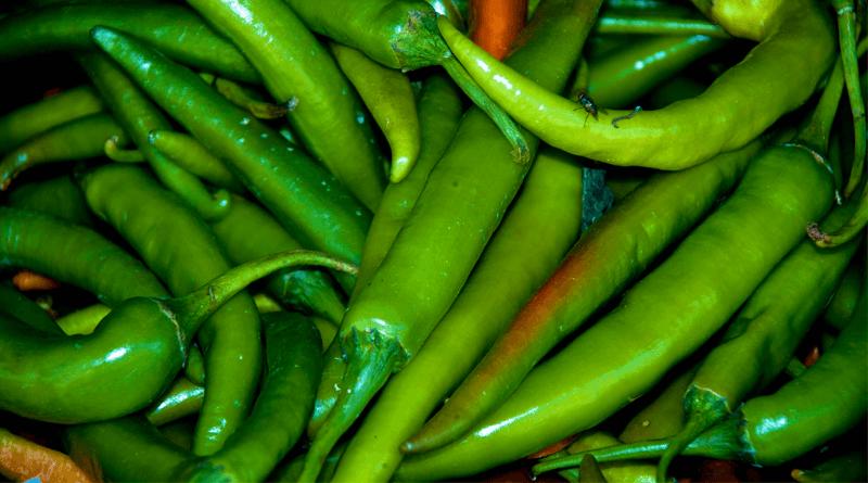 Health Benefits of Green Chili