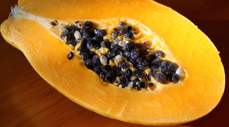 Papaya Seeds Benefits and Properties