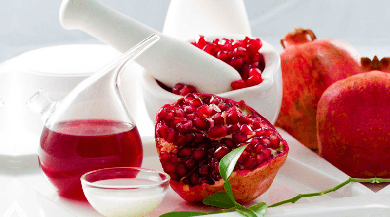 Pomegranate Remedies and their Properties