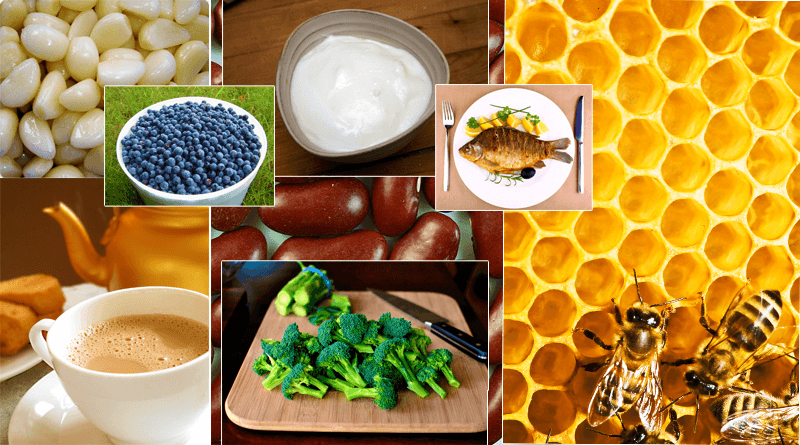 The 10 Most Delicious and Healthy Food