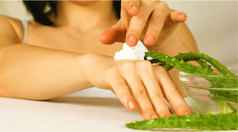 Natural Remedies for Burns with Herbs