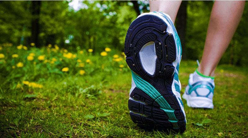 Walking is Simple Healthy Practice