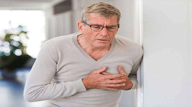 10 Common Symptoms of Heart Attack