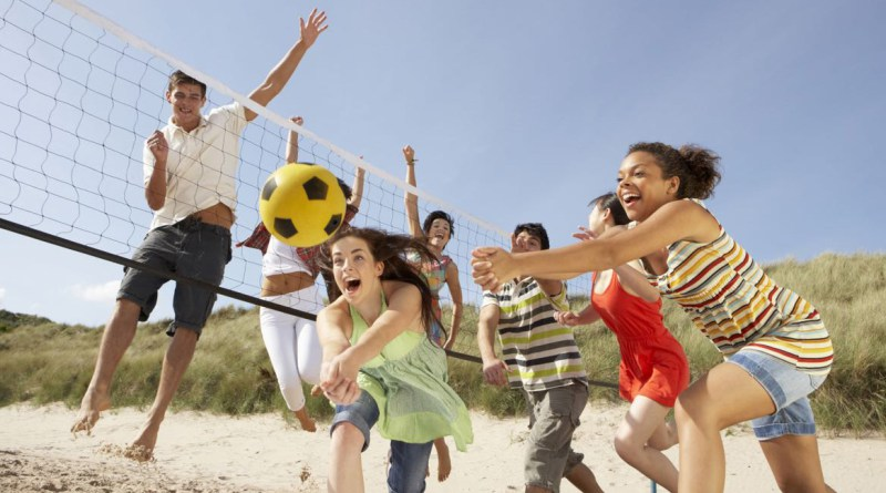 10 reasons why children and adolescents should do sports