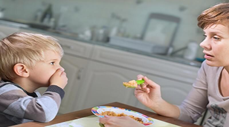6 Reasons why Children do not want to eat