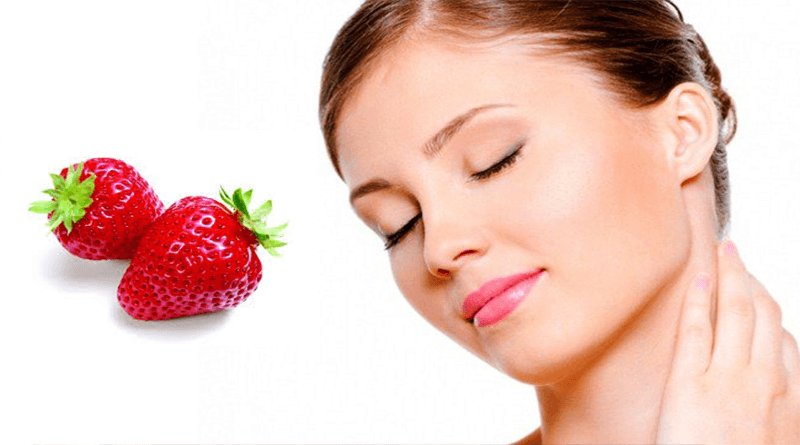 7 Incredible Benefits of Strawberries for Skin Care