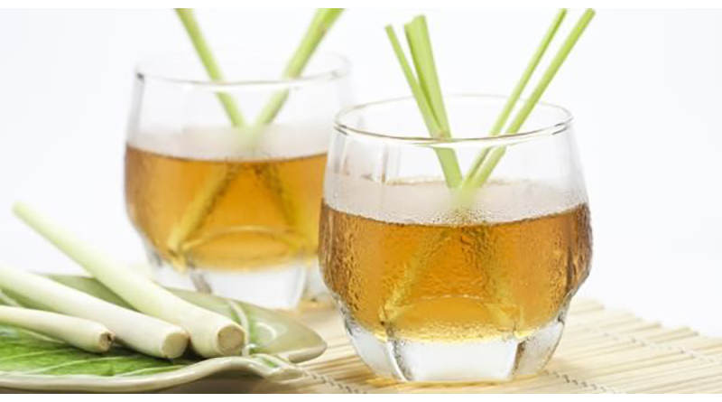 Lemongrass Tea to relieve Headaches and Migraines
