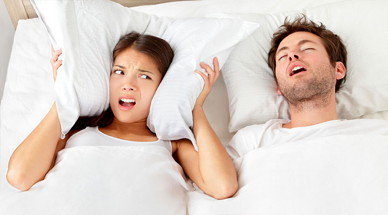 10 Tips Causes and Treatment against Snoring