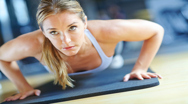 How to do Pushups for Beginners
