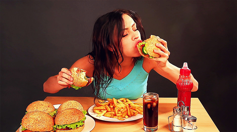 Eating Fast Causes Serious Problems