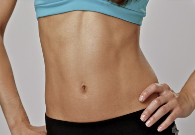 how to lose extra fat on stomach