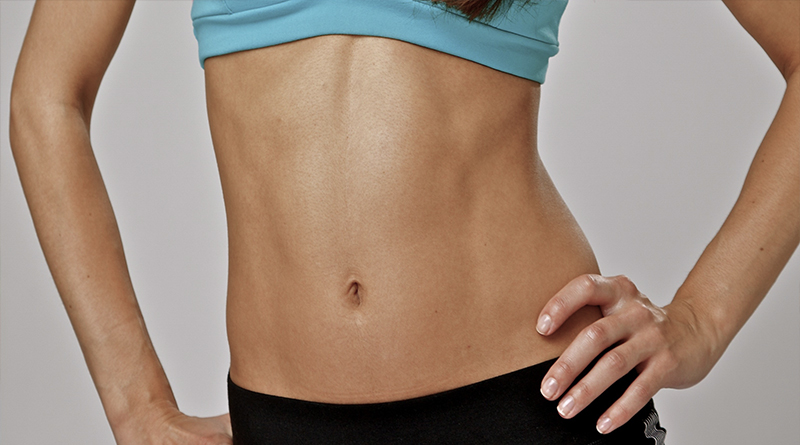 The list of exercises to lose belly and extra fat