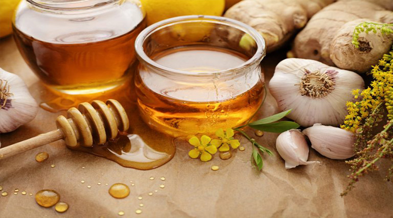 7 benefits of consuming garlic and honey on an empty stomach