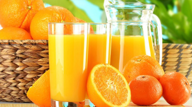 Benefits of consuming daily orange juice
