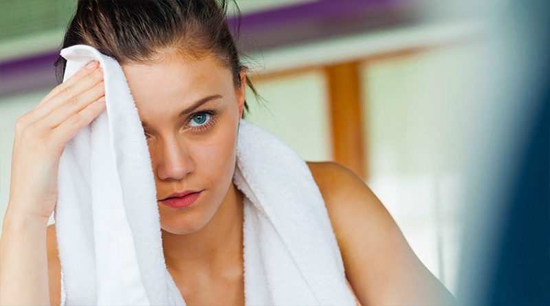 7 tips to avoid sweating during the summer