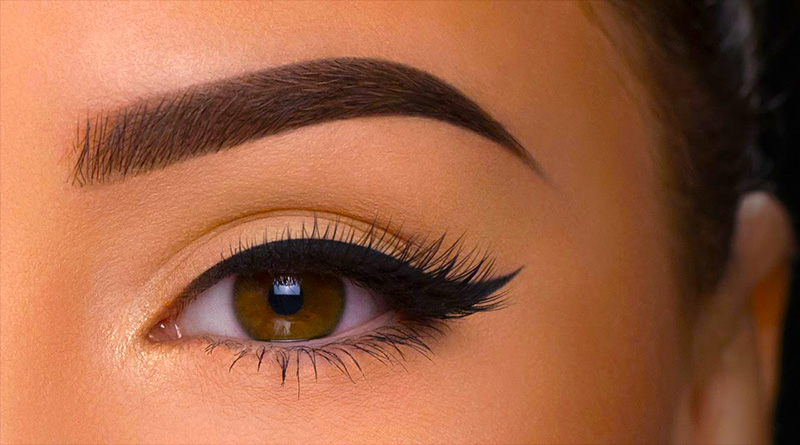 How to trim eyebrow hairs at Home
