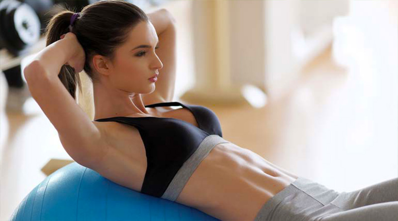 6 super simple exercises to get some abs of steel