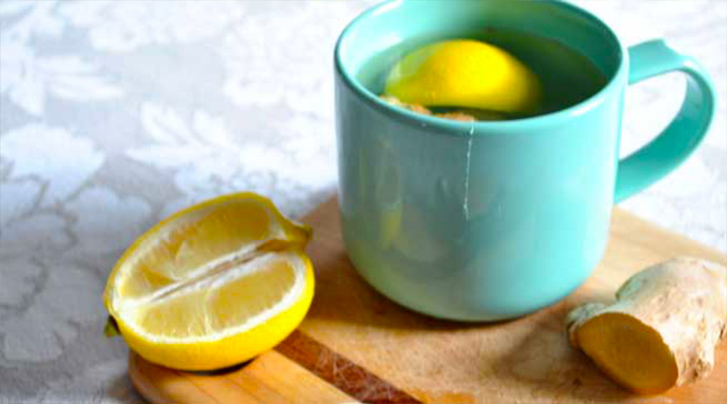 How to Cure Sore Throat with Lemon