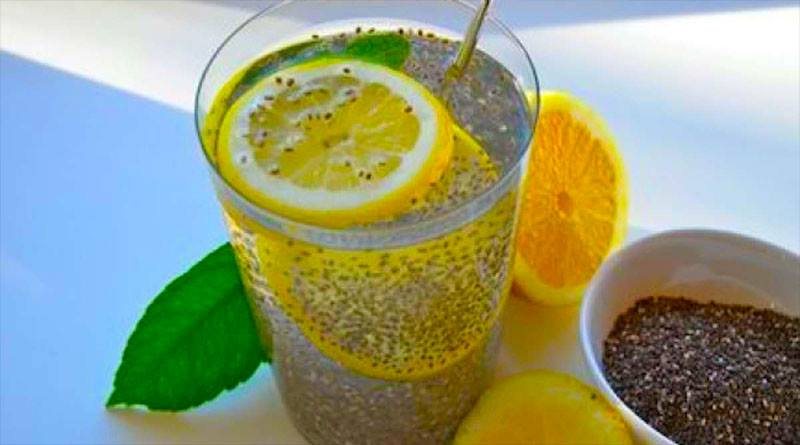Benefits of Drinking Chia Water