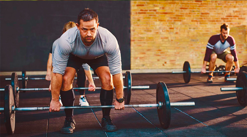 5 Crossfit exercises that will take your strength to the limit