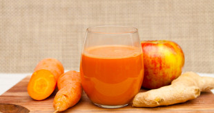 Delicious natural juice to lower cholesterol and high blood pressure