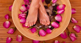 How to get smooth hands and feet