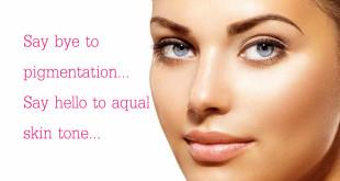 Six treatments to eliminate skin spots