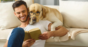 10 reasons why having a pet at home is good for you