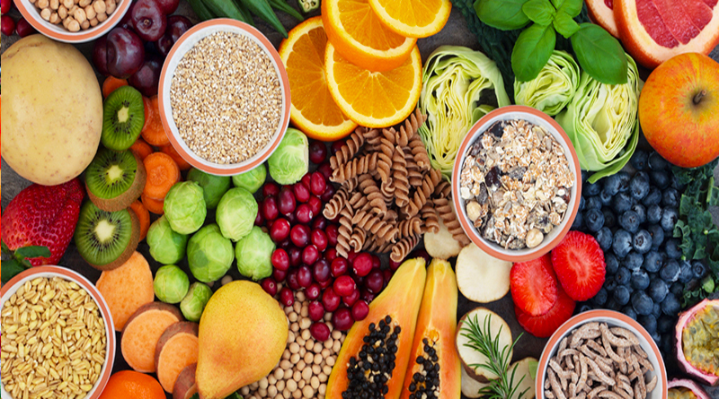 What should be the Daily fiber intake